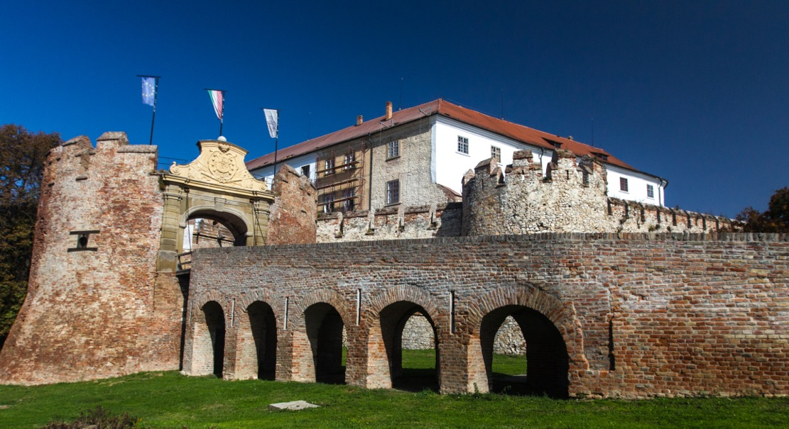 Siklós - castle (photo: Benovics Gábor).
